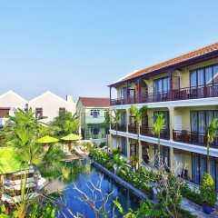 Отель Hoi An Field Boutique Resort & Spa балкон