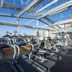 Отель Rosamar & Spa Испания, Льорет-де-Мар - 1 отзыв об отеле, цены и фото номеров - забронировать отель Rosamar & Spa онлайн фитнесс-зал фото 3