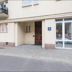 Отель P&O Szucha Польша, Варшава - отзывы, цены и фото номеров - забронировать отель P&O Szucha онлайн парковка