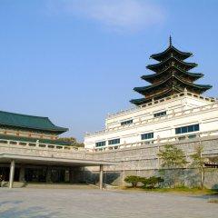 Отель The Westin Chosun Seoul парковка