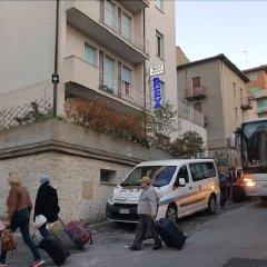 Hotel Rex Кьянчиано Терме городской автобус