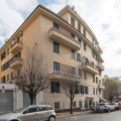 Апартаменты Gianicolense Green Apartment парковка