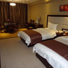 Guobin Hotel комната для гостей