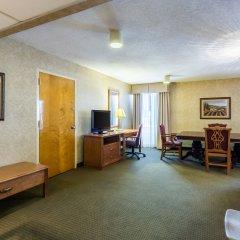 Отель Clarion Inn and Summit Center комната для гостей фото 4