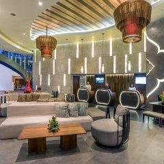 Отель Novotel Phuket Karon Beach Resort & Spa Пхукет интерьер отеля