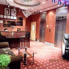 Al Zahabiya Hotel Apartments интерьер отеля