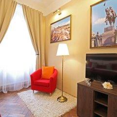 Отель Residence Milada Чехия, Прага - отзывы, цены и фото номеров - забронировать отель Residence Milada онлайн комната для гостей фото 2