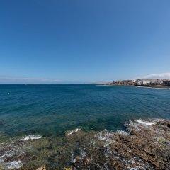Отель Apartamento Los Riscos By Canariasgetaway Испания, Меленара - отзывы, цены и фото номеров - забронировать отель Apartamento Los Riscos By Canariasgetaway онлайн пляж фото 2