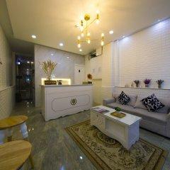 Cherish Central Hotel & Apartment комната для гостей