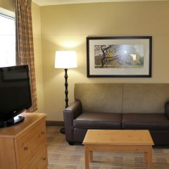 Отель Extended Stay America - Meadowlands - East Rutherford комната для гостей фото 5