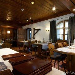 Отель Landhaus Швейцария, Занен - отзывы, цены и фото номеров - забронировать отель Landhaus онлайн питание