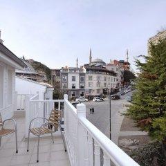 Premist Hotel Турция, Стамбул - 5 отзывов об отеле, цены и фото номеров - забронировать отель Premist Hotel онлайн балкон