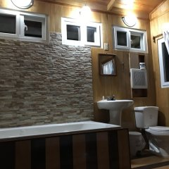 Hotel y Termas Jilamito ванная фото 2