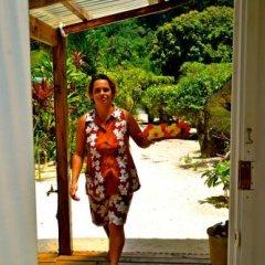 Отель Te Ora Hau Ecolodge комната для гостей фото 4
