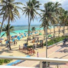 Отель Casablanca Колумбия, Сан-Андрес - отзывы, цены и фото номеров - забронировать отель Casablanca онлайн пляж фото 2
