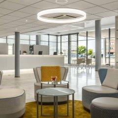 Отель NH Amsterdam Schiphol Airport Нидерланды, Хофддорп - 3 отзыва об отеле, цены и фото номеров - забронировать отель NH Amsterdam Schiphol Airport онлайн интерьер отеля фото 2