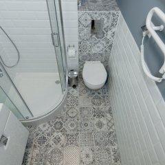Отель ShortStayPoland Dobra (B45) ванная фото 2