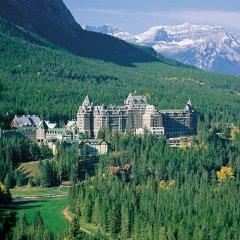 Отель Fairmont Banff Springs фото 8