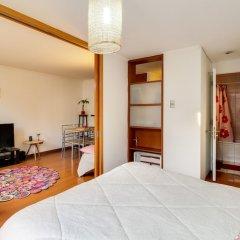 Отель UH ApartHotel Lastarria 70 удобства в номере