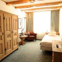 Отель Unique Hotel Eden Superior Швейцария, Санкт-Мориц - отзывы, цены и фото номеров - забронировать отель Unique Hotel Eden Superior онлайн комната для гостей