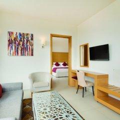 Отель Ramada Resort by Wyndham Dead Sea Иордания, Ма-Ин - 1 отзыв об отеле, цены и фото номеров - забронировать отель Ramada Resort by Wyndham Dead Sea онлайн комната для гостей фото 4