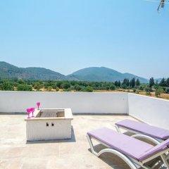 Villa Kaya Peace 2 Bedroom Турция, Кесилер - отзывы, цены и фото номеров - забронировать отель Villa Kaya Peace 2 Bedroom онлайн балкон