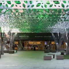 Отель Novotel Madrid Center фото 6