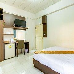 Отель Riski residence Bangkok-noi Таиланд, Бангкок - 1 отзыв об отеле, цены и фото номеров - забронировать отель Riski residence Bangkok-noi онлайн удобства в номере фото 2