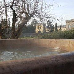 Отель Castello di Lispida Италия, Региональный парк Colli Euganei - отзывы, цены и фото номеров - забронировать отель Castello di Lispida онлайн бассейн фото 3