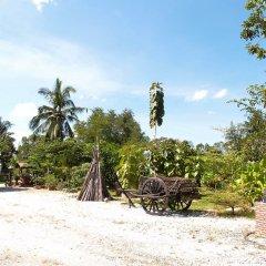 Отель Cowboy Farm Resort Pattaya пляж