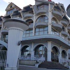 Eklips Hotel Тирана парковка