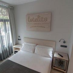 Отель Lotelito Испания, Валенсия - отзывы, цены и фото номеров - забронировать отель Lotelito онлайн комната для гостей