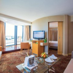 Отель Cornelia De Luxe Resort - All Inclusive комната для гостей фото 7