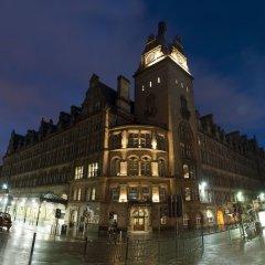Отель Grand Central Hotel Великобритания, Глазго - отзывы, цены и фото номеров - забронировать отель Grand Central Hotel онлайн вид на фасад