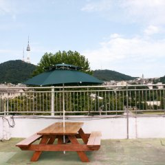 Отель Seoul Tower Family Guesthouse Сеул