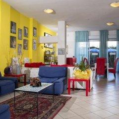 Отель Residence Villa Azzurra Италия, Римини - отзывы, цены и фото номеров - забронировать отель Residence Villa Azzurra онлайн интерьер отеля
