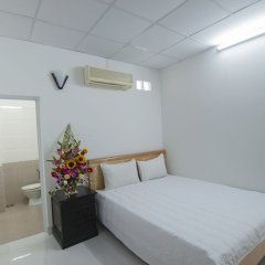 Отель Bong'S House Homestay Хойан комната для гостей