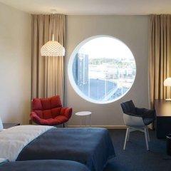 Отель Quality Friends Солна комната для гостей фото 5