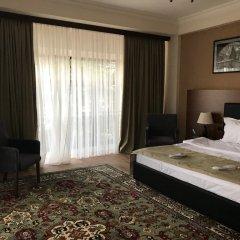Отель Plaza Viktoria Армения, Гюмри - отзывы, цены и фото номеров - забронировать отель Plaza Viktoria онлайн комната для гостей фото 4