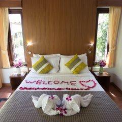 Отель Samui Honey Cottages Beach Resort комната для гостей фото 5