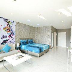 Отель Blue Ocean Suite Паттайя спа фото 2