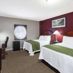Отель Knights Inn Los Angeles Central / Convention Center Area комната для гостей фото 2