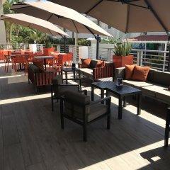 Отель Ducassi Suites Rooftop Pool Beach Club & Spa питание