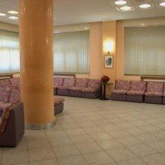 Hotel Europa Понтеканьяно интерьер отеля