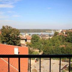 Отель Nove Болгария, Свиштов - отзывы, цены и фото номеров - забронировать отель Nove онлайн балкон