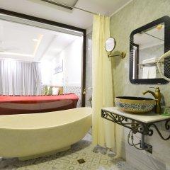 Отель Green Heaven Hoi An Resort & Spa Хойан ванная