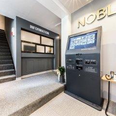 HOTEL NOBLE Yongsan интерьер отеля