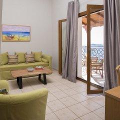 Отель Fiorella Sea View комната для гостей фото 4