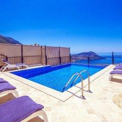 Villa Galeri Турция, Патара - отзывы, цены и фото номеров - забронировать отель Villa Galeri онлайн бассейн фото 3