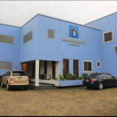 Отель Calabar Harbour Resort SPA Калабар парковка